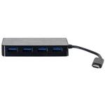 C2G USB 3.0 USB-C To 4-Port USB-A